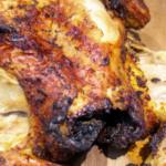 Air Fryer Spatchcock Chicken